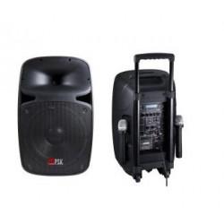 Altavoz amplificado Hamann PRO312BTK de 800 Watios Karaoke