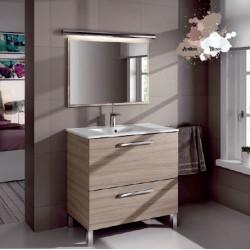 mueble baño 80 oferta en dos colores COLGADO O CON PATAS