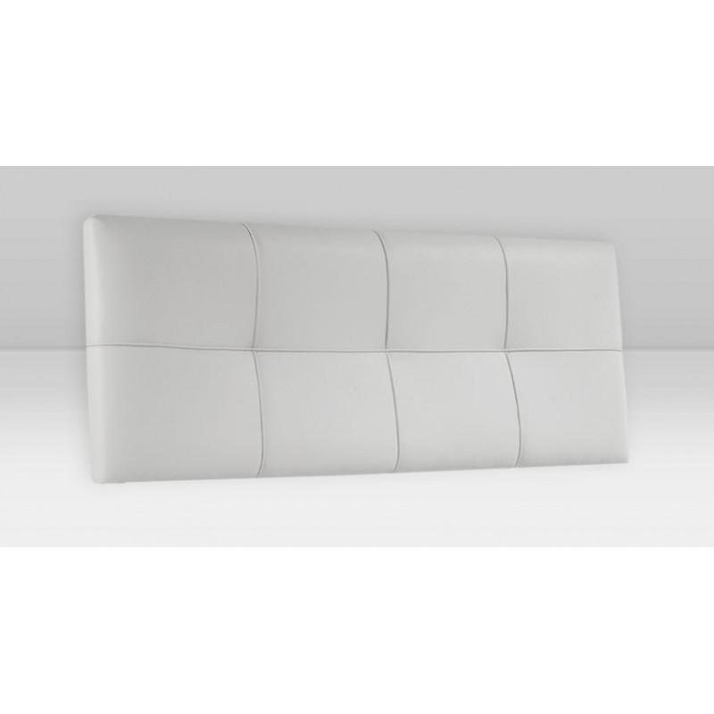 Cabecero tapizado para colgar modelo Square. Piel sintética