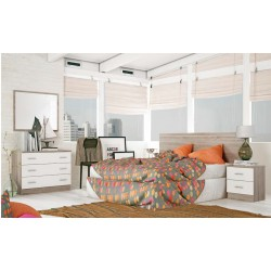 DORMITORIO BASIC CAMBRIAN - BLANCO