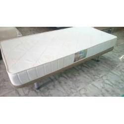 PACK DE COLCHON DE 90X190 DREAM + BASE SUPER REFORZADA 90