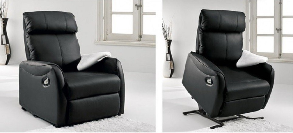 SILLONES ELEVABLES RELAX , AYUDA A MAYORES